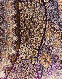 Иранский ковер Marshad Carpet 3062 Dark Purple - высокое качество по лучшей цене в Украине.