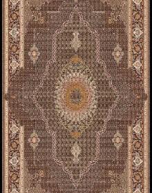 Иранский ковер Marshad Carpet 3063 Black - высокое качество по лучшей цене в Украине.