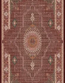 Иранский ковер Marshad Carpet 3063 Brown - высокое качество по лучшей цене в Украине.