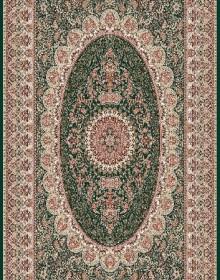 Иранский ковер Marshad Carpet 3064 Dark Green - высокое качество по лучшей цене в Украине.