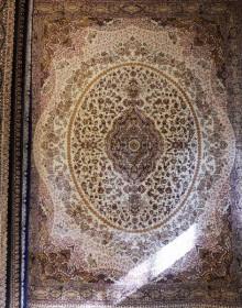 Иранский ковер Marshad Carpet 3065 Cream - высокое качество по лучшей цене в Украине.