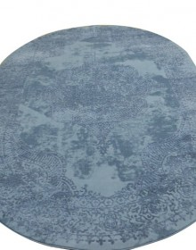 Высокоплотный ковер Maximillian 07965A L.Blue-L.Blue - высокое качество по лучшей цене в Украине.