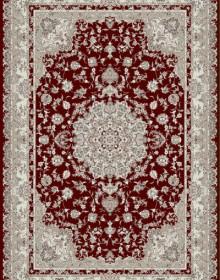 Высокоплотный ковер Turkistan 7640A d.red-d.red - высокое качество по лучшей цене в Украине.