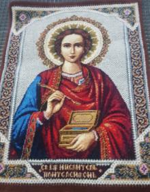 Ковер Икона 2042 Пантелеймон - высокое качество по лучшей цене в Украине.