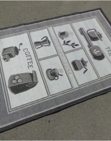 Безворсовый ковер  Natura 953-08 - высокое качество по лучшей цене в Украине.