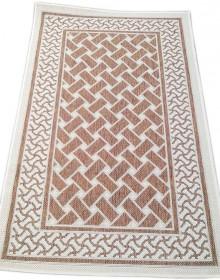 Безворсовый ковер Sisal 2163 , BROWN - высокое качество по лучшей цене в Украине.