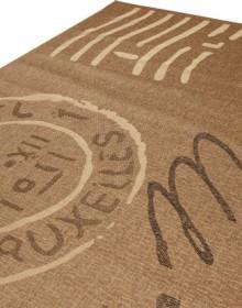 Безворсовый ковер Sisal 2392 , BROWN - высокое качество по лучшей цене в Украине.