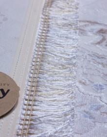 Бумбуковый ковер Savoy K140B cream-cream - высокое качество по лучшей цене в Украине.