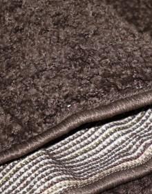 Высоковорсная ковровая дорожка SHAGGY BRAVO 1 D.BROWN-D.BROWN - высокое качество по лучшей цене в Украине.