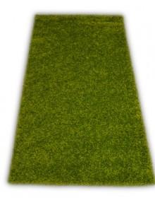 Высоковорсный ковер Shaggy Delux 8000-60 green - высокое качество по лучшей цене в Украине.