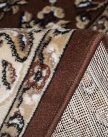 Синтетический ковер Almira 2345 Choko-Kream - высокое качество по лучшей цене в Украине.