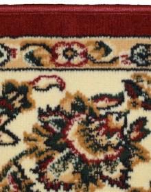 Синтетический ковер Almira 2345 Red-Cream - высокое качество по лучшей цене в Украине.