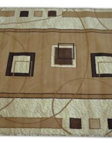 Синтетический ковер Amber 0459A bej-kemik - высокое качество по лучшей цене в Украине.
