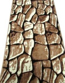 Синтетический ковер Amber 0733A BEJ / HARDAL - высокое качество по лучшей цене в Украине.