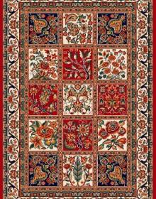 Иранский ковер Gollestan Bakhtiari D.Red - высокое качество по лучшей цене в Украине.