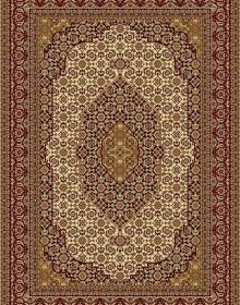 Шерстяной ковер Floare-Carpet Birma 140-1149 - высокое качество по лучшей цене в Украине.