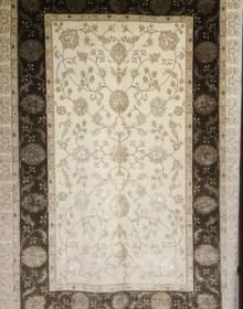 Шерстяной ковер Versailles 1 white-brown - высокое качество по лучшей цене в Украине.