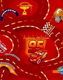 Детский ковролин Cars 10 - высокое качество по лучшей цене в Украине.