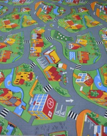 Детский ковролин Little Village 90 АКЦИЯ - высокое качество по лучшей цене в Украине.