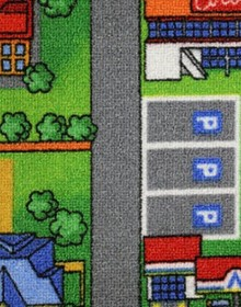 Детский ковролин Play City 97 - высокое качество по лучшей цене в Украине.