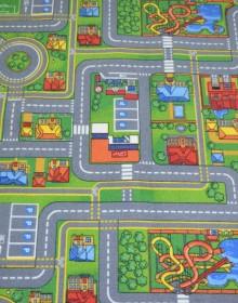 Детский ковролин Smart City 97 - высокое качество по лучшей цене в Украине.