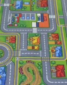 Детский ковролин Smart City 97 АКЦИЯ - высокое качество по лучшей цене в Украине.