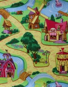 Детский ковролин Candy town 27 - высокое качество по лучшей цене в Украине.