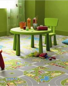 Детский ковролин Lunapark 610 - высокое качество по лучшей цене в Украине.