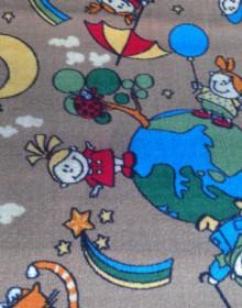 Детский ковролин planeta grey - высокое качество по лучшей цене в Украине.