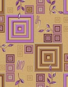 Ковролин с рисунком P910-40 violet - высокое качество по лучшей цене в Украине.