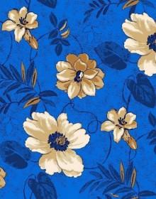 Ковролин с рисунком P911-37 blue - высокое качество по лучшей цене в Украине.