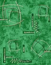 Ковролин с рисунком P928-36 green - высокое качество по лучшей цене в Украине.