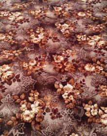 Ковролин с рисунком Wilstar brown 44 - высокое качество по лучшей цене в Украине.