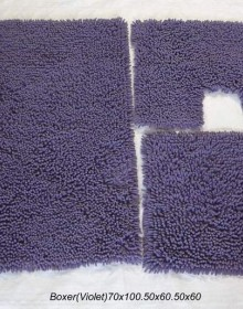 Коврик для ванной Boxer violet - высокое качество по лучшей цене в Украине.