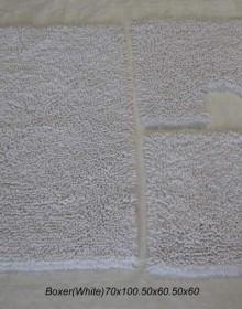 Коврик для ванной Boxer white - высокое качество по лучшей цене в Украине.