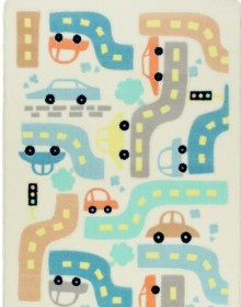 Синтетический ковер Baby Car - высокое качество по лучшей цене в Украине.