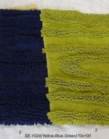 Коврик для ванной SE-1024 yellow-blue-green - высокое качество по лучшей цене в Украине.