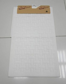 Коврик для ванной TacNepal 111 white - высокое качество по лучшей цене в Украине.