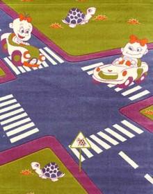 Детский ковер Atlanta 0170 Blue - высокое качество по лучшей цене в Украине.