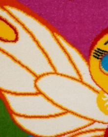 Детский ковер Baby 2048 Pembe-Pembe - высокое качество по лучшей цене в Украине.