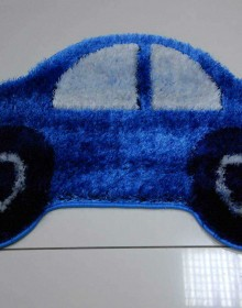 Детский ковер Dora car blue - высокое качество по лучшей цене в Украине.