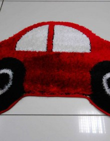 Детский ковер Dora car red - высокое качество по лучшей цене в Украине.