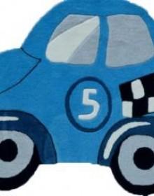 Детский ковер Fairy Tale (Фэри Тейл) 431 blue - высокое качество по лучшей цене в Украине.