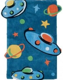 Детский ковер Fairy Tale (Фэри Тейл) 434 blue - высокое качество по лучшей цене в Украине.