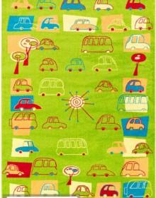 Детский ковер Funky Traffic Limonka - высокое качество по лучшей цене в Украине.