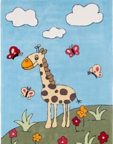 Детский ковер Kids 17 Butterfly Giraffe - высокое качество по лучшей цене в Украине.