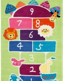 Детский ковер Kids 18 Hopscotch - высокое качество по лучшей цене в Украине.