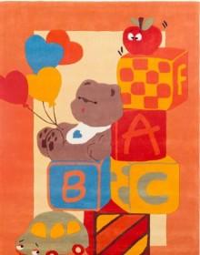 Детский ковер Kids 20 ABC Teddy Bear - высокое качество по лучшей цене в Украине.