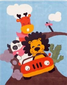 Детский ковер Kids 20 Safari - высокое качество по лучшей цене в Украине.