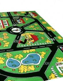 Детский ковер Kids 5519 , GREEN - высокое качество по лучшей цене в Украине.